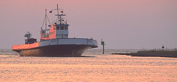 Can An Rv Ride The Ferry To Ocracoke Island