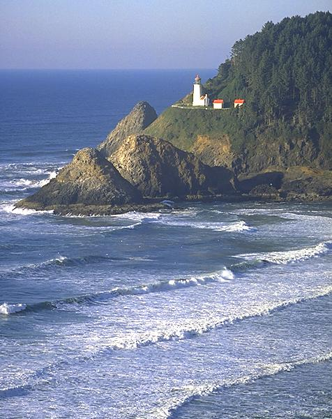 Bed And Breakfast Lighthouse Coast Of Oregon